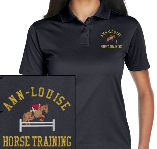 We have our team polos available again this year for purchase! Everyone is welcome to buy one. They are incredibly comfo...
