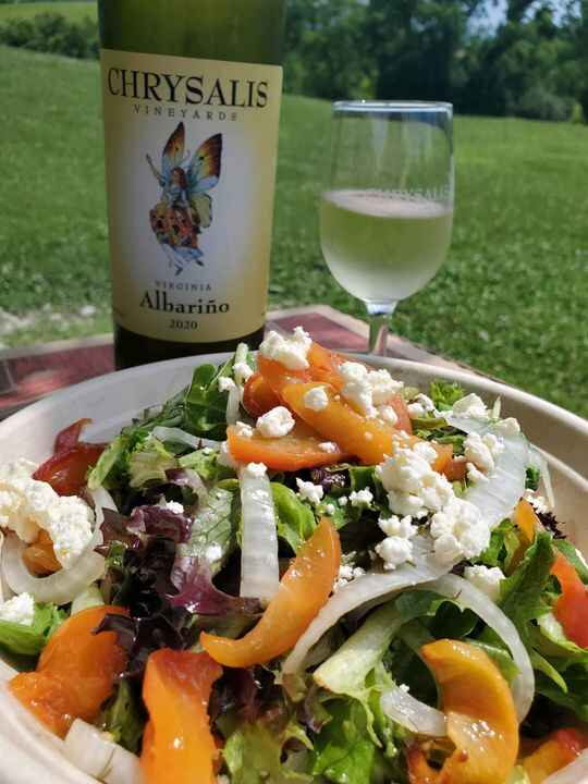 This weekend's specials highlight the best of summer flavors. Our newly released 2020 Albariño Verde has crisp acidity, ...