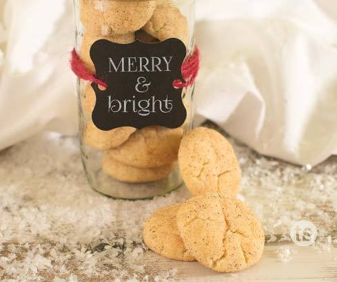 Snickerdoodles RecipeClassic snickerdoodles made easy!Ready in: 22 minutesPrep time: 10 minutesChill/Cook time: 12 minut...