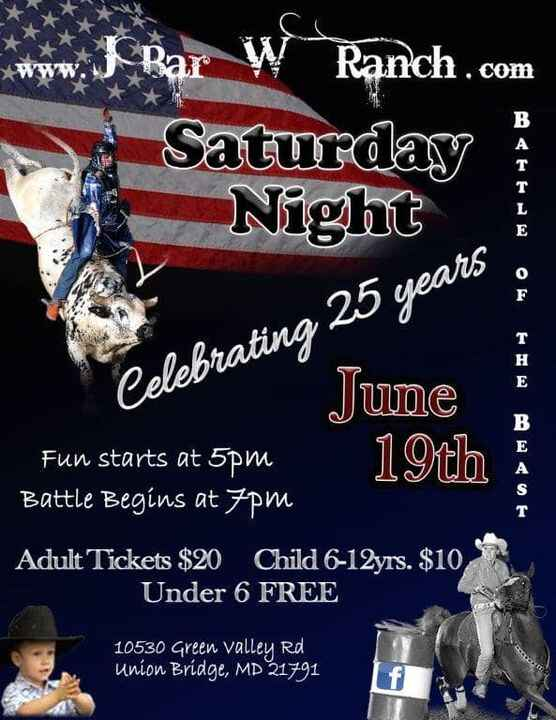 We have plans for you, this Saturday Night!!!